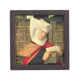 Emerency, the mother of St. Anne, panel from the e Premium Trinket Boxes