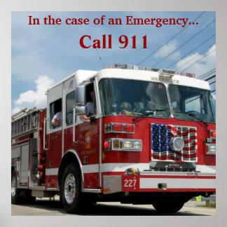 Emergencia 911 poster