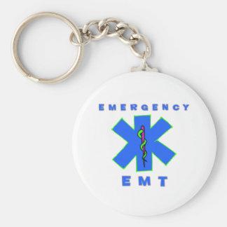 Emergencia EMT Llavero