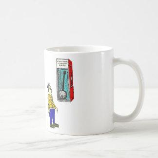 Emergency Banjo Coffee Mug