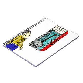 Emergency Banjo Notebooks