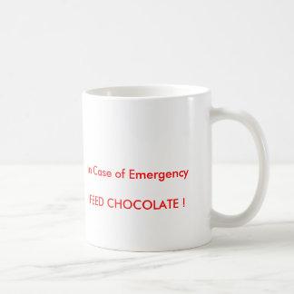 Emergency Coffee Mug