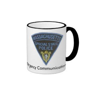 Emergency Communications Ringer Coffee Mug