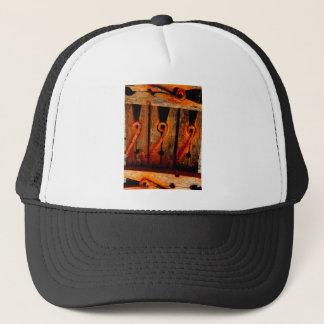 emergency drying kit '999' trucker hat