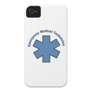 Emergency Med Tech Case-Mate iPhone 4 Case