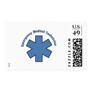 Emergency Med Tech Postage
