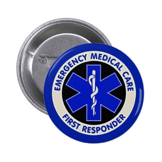 Emergency Medical Care First Responder Button