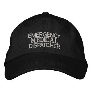 Emergency Medical Dispatcher Hat Embroidered Baseball Caps
