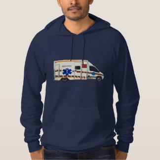 emergency medical hoodie