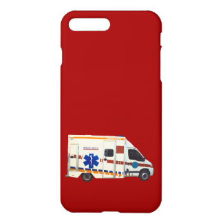 emergency medical iPhone 7 plus case