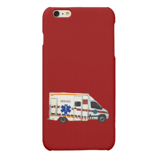 emergency medical matte iPhone 6 plus case
