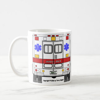 Emergency Medical Services Ambulance (EMS) - Mugs