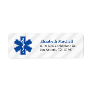 Emergency Medical Services Label