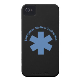 Emergency Medical Tech iPhone 4 Cases