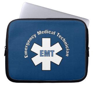 Emergency Medical Tech Computer Sleeve