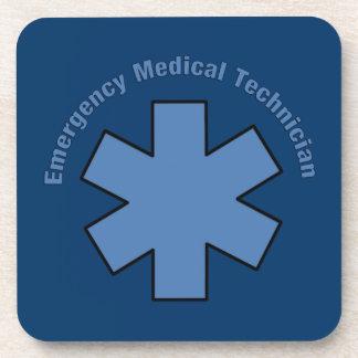 Emergency Medical Tech Drink Coaster