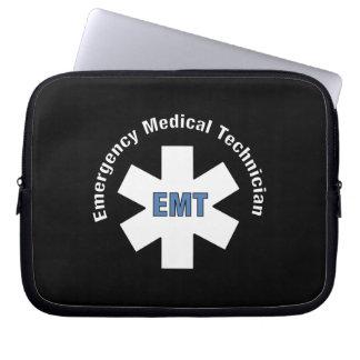 Emergency Medical Tech Laptop Sleeve