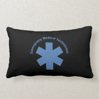 Emergency Medical Tech Lumbar Pillow