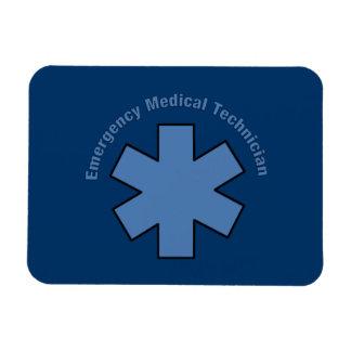 Emergency Medical Tech Magnet