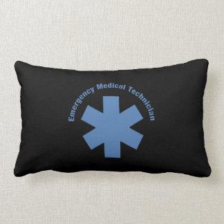 Emergency Medical Tech Throw Pillows