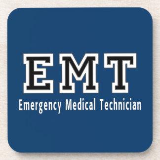 Emergency Medical Technician Beverage Coaster