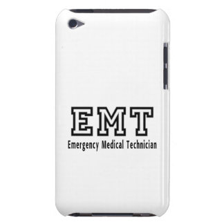 Emergency Medical Technician Case-Mate iPod Touch Case