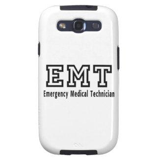 Emergency Medical Technician Samsung Galaxy SIII Cover