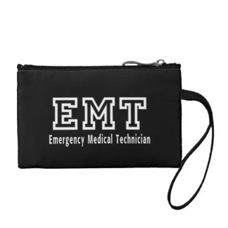 Emergency Medical Technician Change Purse