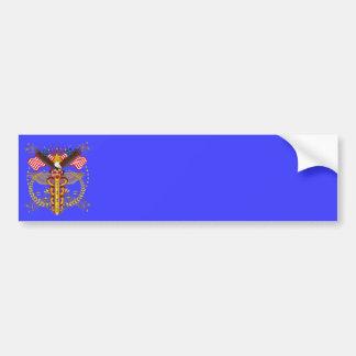 Emergency Medical Technician EMT-2R Bumper Sticker