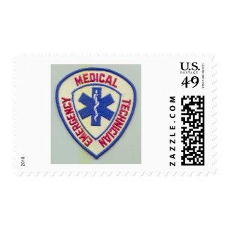 EMERGENCY MEDICAL TECHNICIAN EMT POSTAGE