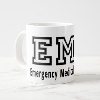 Emergency Medical Technician Extra Large Mugs