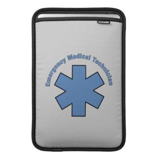 Emergency Medical Technician Sleeve For MacBook Air