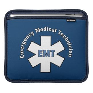 Emergency Medical Technician iPad Sleeves