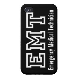 Emergency Medical Technician iPhone 4/4S Case