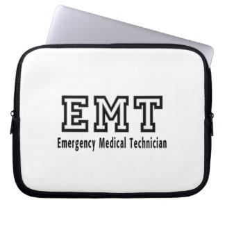 Emergency Medical Technician Laptop Computer Sleeves