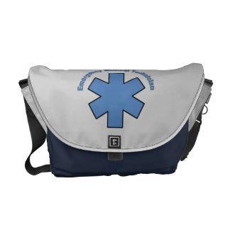Emergency Medical Technician Messenger Bags