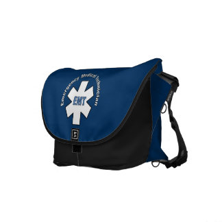 Emergency Medical Technician Messenger Bag