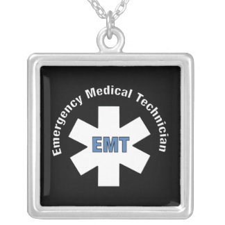 Emergency Medical Technician Necklaces