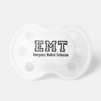 Emergency Medical Technician Pacifier