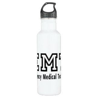 Emergency Medical Technician 24oz Water Bottle