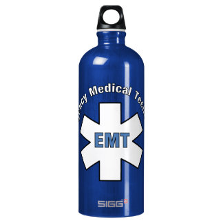 Emergency Medical Technician SIGG Traveler 1.0L Water Bottle