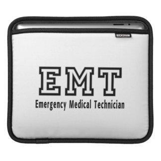 Emergency Medical Technician Sleeve For iPads