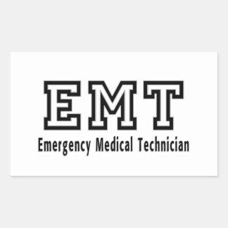 Emergency Medical Technician Sticker