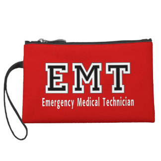 Emergency Medical Technician Wristlet