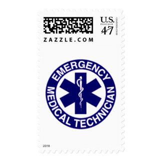 EMERGENCY MEDICAL TECHNICIANS EMT POSTAGE