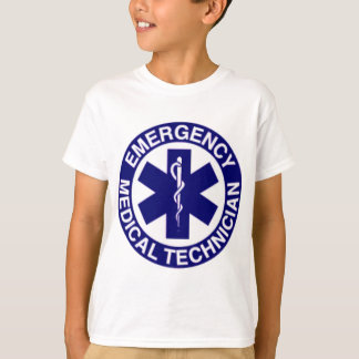 EMERGENCY MEDICAL TECHNICIANS EMT T-Shirt