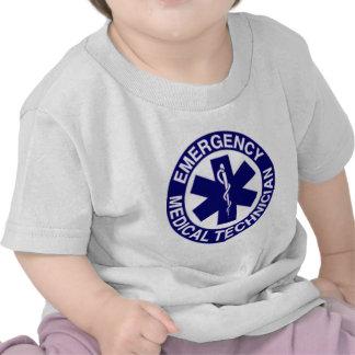 EMERGENCY MEDICAL TECHNICIANS EMT TEE SHIRT