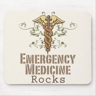 Emergency Medicine Rocks Mousepad