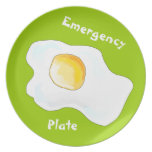 Emergency Plate
