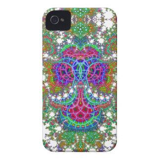 Emergent Mosaic Anchor V 3  iPhone 4 Case
